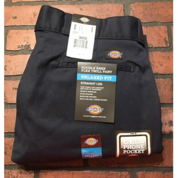 80ea097a Dickies Pants | Relaxed Fit Double Knee 38 X 30 | Poshmark